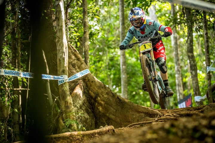 UCI MTB World Cup DH XCO