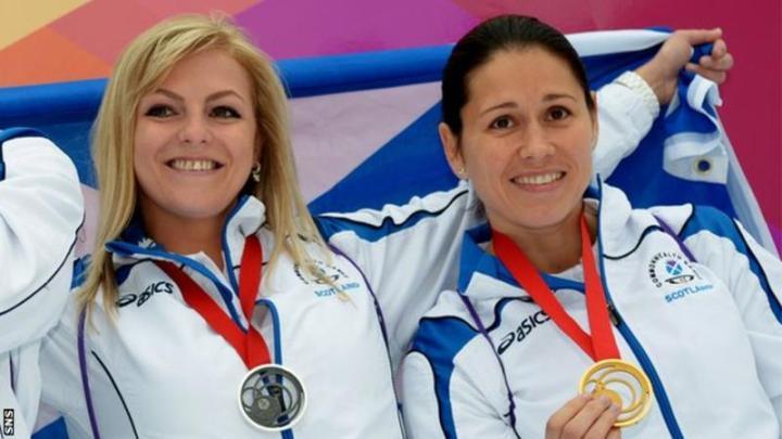 #1) Stephanie Inglis & LouiseRenicks