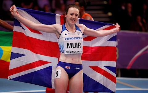 #3) Laura Muir