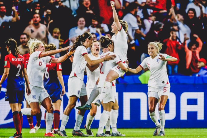 England Inspired, Now It's Up To Us To Ensure Lionesses' World Cup Legacy Lives On