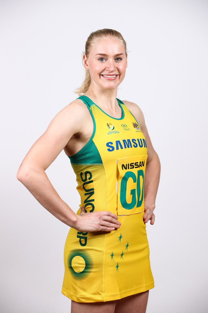 Netball World Cup Special: Jo Weston