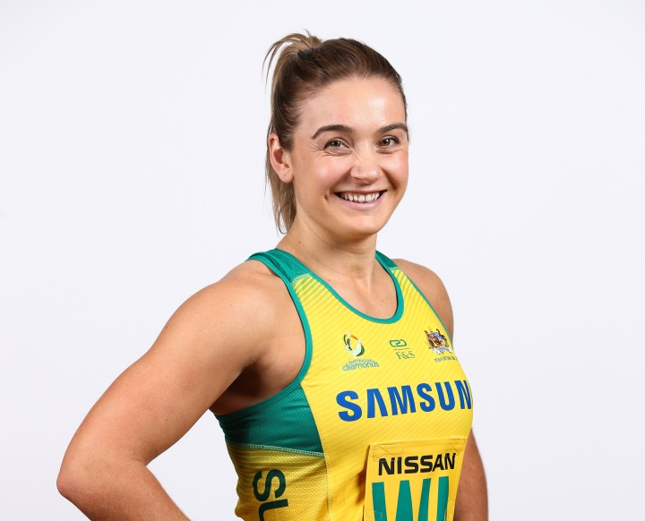 Netball World Cup Special: LizWatson