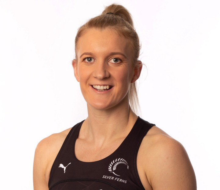 Netball World Cup Special: ShannonSaunders